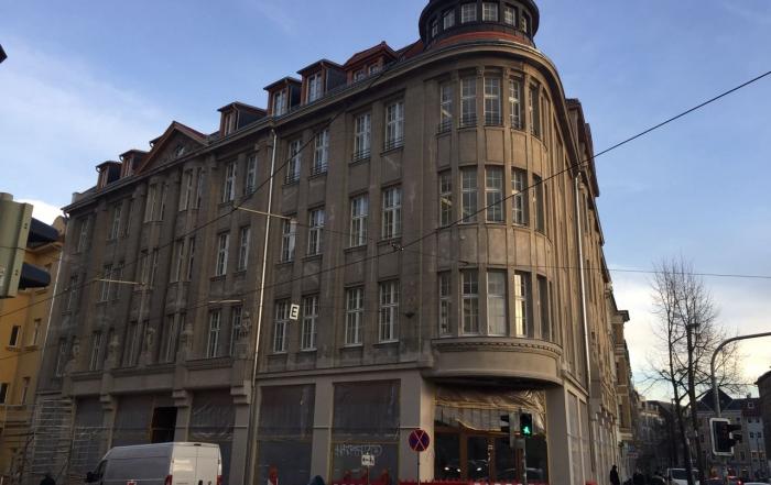 Kaufhaus Held Ansicht 2017