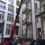Kaufhaus Held Innenhof 2017