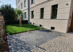 Das Mehrfamilienhaus am Karl-Heine-Kanal erstrahlt in neuem Glanz