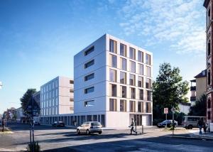 Neubau Wohngebäude Gießerstraße - Quelle: Zoomarchitekten