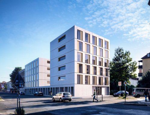 Neubau Wohngebäude Gießerstraße 38