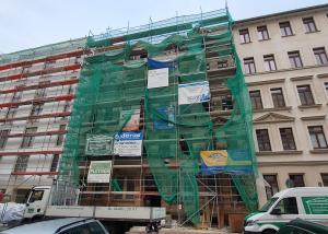 Sanierung MFH Teubnerstraße in Leipzig